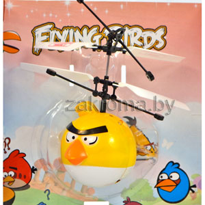 ������� ������� �������� �� ��������������� Angry Birds  ���. 2013. FLYNING BIRDS. ���� ������