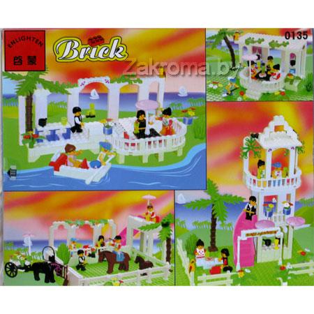 Детский конструктор Brick 0135