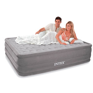 �������� ������� Intex 66958 Ultra Plush Bed ��������������  203 c� � 152 � 46 �� (���������� ������������)