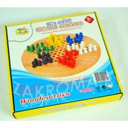 ���������� ���� �������� ������� WOODEN TOYS 6 ������ (����������) ���. 010