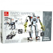 ����������� ������� ����������� RAPID WARRIOR JIE STAR ���. 27034.