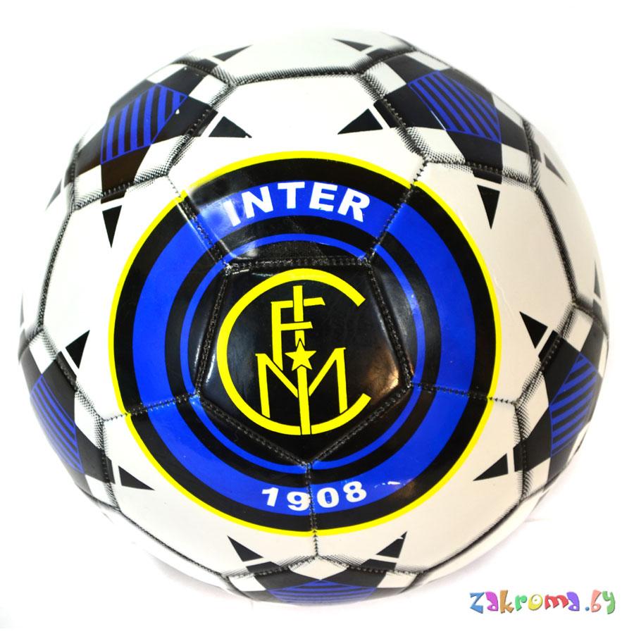c78d62b194e2 Детский футбольный мяч 3 слоя 350 гр Интер. Арт. 1159AJ
