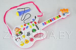Музыкальная гитара игрушка