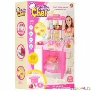 дЕРЯЙЮЪ ЙСУМЪ Cooking Chef ЯН ГБСЙНБШЛХ Х ЯБЕРНБШЛХ ЩТТЕЙРЮЛХ. жБЕР ПНГНБШИ. юПР. 922-15