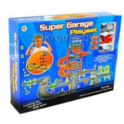 деряйюъ хцпсьйю цюпюфмюъ оюпйнбйю оюпйхмц SUPER GARAGE PLAYSET юпр. P1288ю 3 люьхмйх б йнлокейре.