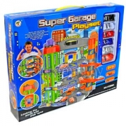 деряйюъ хцпсьйю оюпйхмц  SUPER GARAGE PLAYSET юпр. P2888ю 6 люьхмнй б йнлокейре